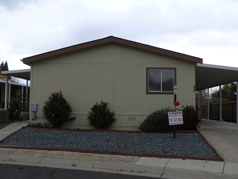Conventional Mortgage On Used Mobile Home